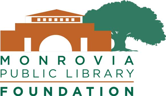 Monrovia Public Library Foundation Logo